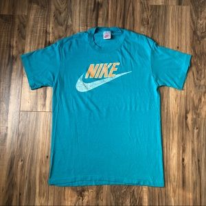 Nike T Shirt XL Vintage Single Stitch Made In USA